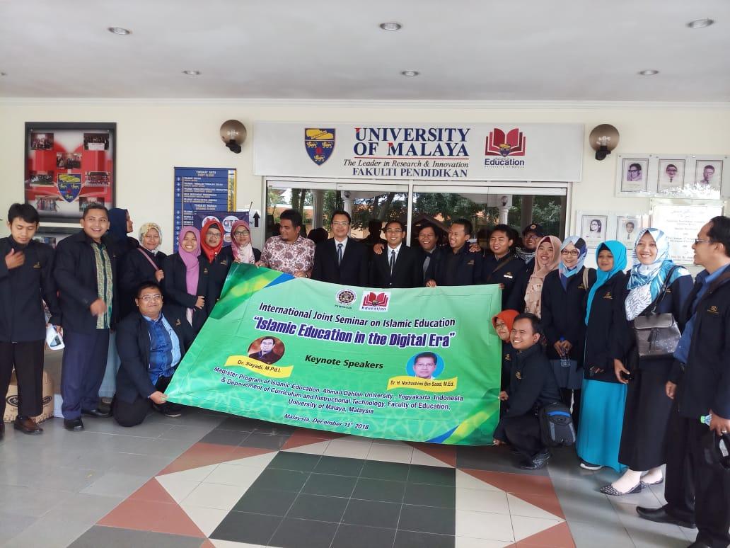 MPAI UAD Join Seminar di Malaysia dan Thailand